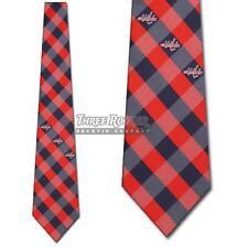 Washington Capitals Tie Capitals Neckties Mens Licensed Hockey Neck Ties NWT