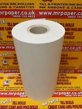 Zebra RW420 Thermal Paper Rolls NOT LABELS (Box of 20) from MR PAPER®