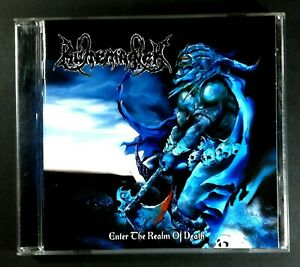 RUNEMAGICK Enter The Realm Of Death GERMANY CD CENTURY MEDIA 1999 (Death Metal)