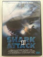 Shark attack 3 DVD NEUF SOUS BLISTER Film d'horreur de David Worth