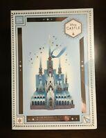Frozen Castle Ornament Disney Castle Collection Limited Release