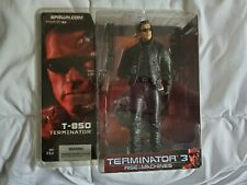 "McFarlane - Terminator 3 T-850 Terminator w/ Coffin 7"" Figure 2003 NEW & SEALED!"