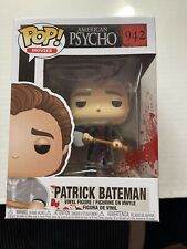 New listing American Psycho Patrick Bateman 942 Funko Pop