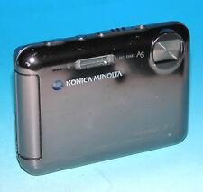 Konica Minolta DiMAGE X1 8.0MP Digital Camera - Silver