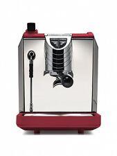 NUOVA Simonelli Oscar II 2 Espresso Coffee Maker & Cappuccino Machine 220v Red