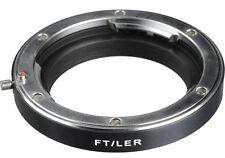 Novoflex FT / LER Adapter Demo-Modell Leica R  an Olympus FT Four Thirds
