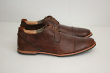 Timberland Boot Co  Wodehouse  Cap Toe Oxford - Burnished Dark Brown ... 4d461d9e511