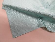 Designer Fabrics Moire Water Silk 1.8 Yd x 53 In Mint Green Geometric