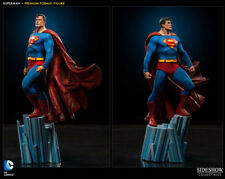 DC Collectible 25 Inch Statue Figure Premium Format - Superman Sideshow