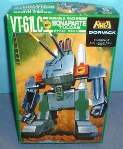 Dorvack VT-61LC Bonaparte Tulcas Variable Machine Model 1/100 (Mecha) NIB
