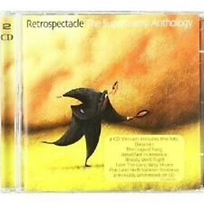 SUPERTRAMP - RETROSPECTACLE-THE SUPERTRAMP ANTHOLOGY 2 CD NEU