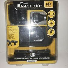 Vintage PSP Play Station Portable 17 In 1 Starter Kit. NIB