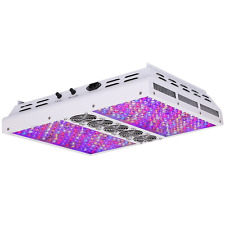 VIPARSPECTRA Dimmable Series PAR1200 1200W LED Grow Light - 2 Dimmers 12-Band Fu