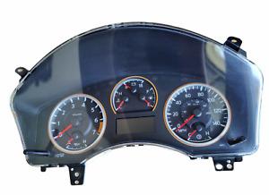 2010-2011 Nissan Titan Speedometer Instrument Cluster Dash Panel Gauges