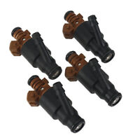 OEM Bosch Fuel Injectors 1 Set of 4  0280150501 for BMW 3 Series Z3 1.8L 1.9L I4
