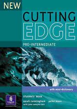 Longman NEW CUTTING EDGE Pre-Intermediate Students' Book w Mini-Dictionary @NEW@