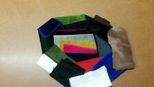Made To Measure Bespoke Velvet Curtains Swatches Samples. Green Red Grey & More