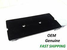 Audi TT TTS Center Console Cover Plate 2007-2014 Coupe Soul Black 8J0863274B OEM