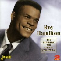 Roy Hamilton - Definitive 50s Singles Collection [New CD]