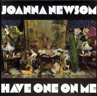 JOANNA NEWSOM - HAVE ONE ON ME NEW CD