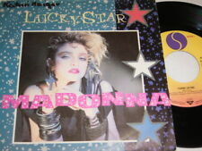 """7"""" - Madonna Lucky Star & think of me - 1983 # 5344"""