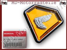 Honda CB 750 Four K2 Emblem Seitendeckel Emblem battery Cover 87126-341-000