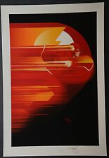Flash Michael Turner Aspen Art Print
