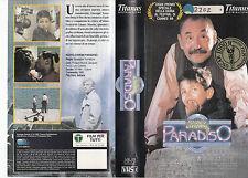 Nuovo cinema Paradiso (1988) VHS 157 MIN.