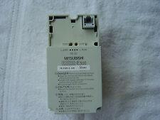 Mitsubishi FREQROL E-500 Inverter     FR-E520-0.1KN