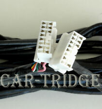 Isuzu Rodeo Acura Slx Oem Cd Changer Data Cable / Cord Wire 14 Pin Connector New