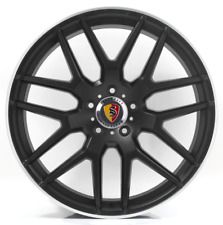 """22"""" 22INCH APEC WHEELS & TYRES PACKAGE FOR MERCEDES GLE GL ML 4WD SUV AMG MORE"""