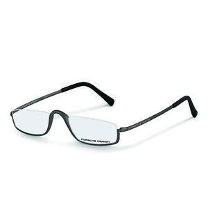 Lesebrille Porsche Design P8002 C Titan Lesehilfe Brille 1,0 1,5 2,0 2,5 3,0 Neu