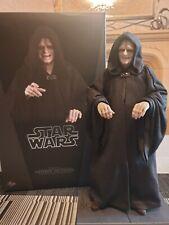 Hot toys palpatine Star Wars 1/6 figure Return of the Jedi