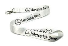 MERCEDES BENZ AMG C63 CLK SLK C-CLASS Lanyard Neck Strap Key ring keyring badge