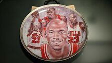 Michael Jordan 1991 Sports Impressions NBA Collectors Plate Limited 5000 bulls