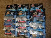 12 LOT DIFFERENT Racing Champion 5 Decades of Petty 1/64 Scale Diecast 1962-1999