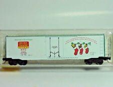 ~ MTL- 38170 ~ MTL 1991 HOLIDAY ~ 50' STANDARD PLUG DOOR BOXCAR ~