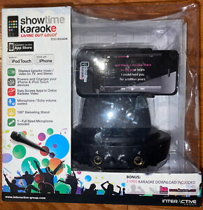 Showtime karaoke Music Displays Charging Dock ST2 Version for iPhone/iPod Touch