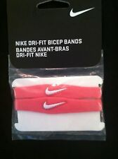 NEW Nike Dri-Fit Bicep Bands - Pink
