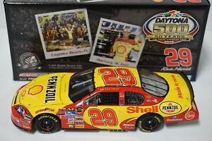 1/24 Kevin Harvick #29 Shell 2007 Daytona 500 Action 2008 Car - D500 50 Years