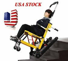 Stair Lifting Motorized Climbing Chair Wheelchair Stair Lift Chair Elevator 2018