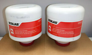Ecolab 6101759 Aquanomic 2.0 Low Temp Laundry Solid Break  (2)-6 lb Free Ship