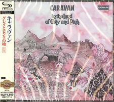 CARAVAN-IN THE LAND OF GREY AND PINK-JAPAN SHM-CD BONUS TRACK D50