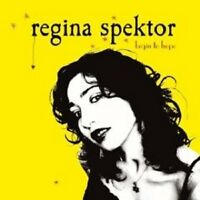 "REGINA SPEKTOR ""BEGIN TO HOPE"" 2 CD NEUWARE"