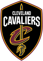Cleveland Cavaliers NBA Color Die-Cut Decal / Sticker *Free Shipping
