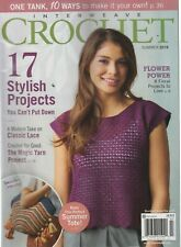 Interweave CROCHET Summer 2019 Stylish Projects