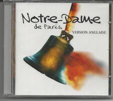 Notre Dame de Paris-Version Anglaise-CD 2000, NOUVEAU & NEUF dans sa boîte