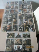 Topps Lord of the Rings Return of the King 2003 Complete Base Set of 90 Cards