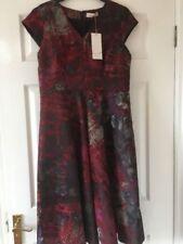 Per Una V-Neck Dresses for Women with Cap Sleeve