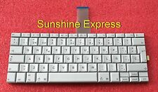 "New OEM Apple PowerBook G4 15"" A1046 A1095 Enpanol Keyboard PK13Q1601FP"
